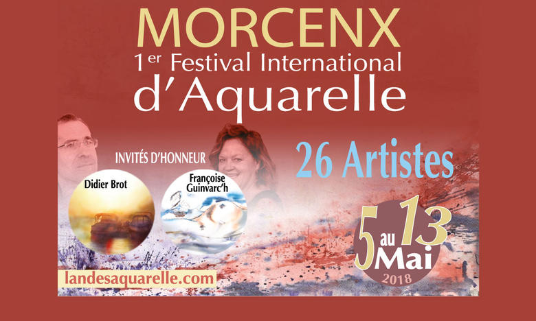 1er Festival International d'Aquarelle