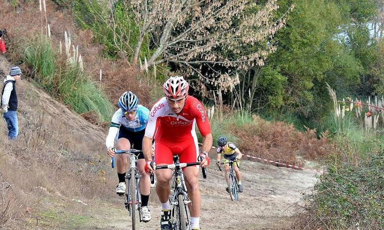 Cyclo-cross à Arjuzanx